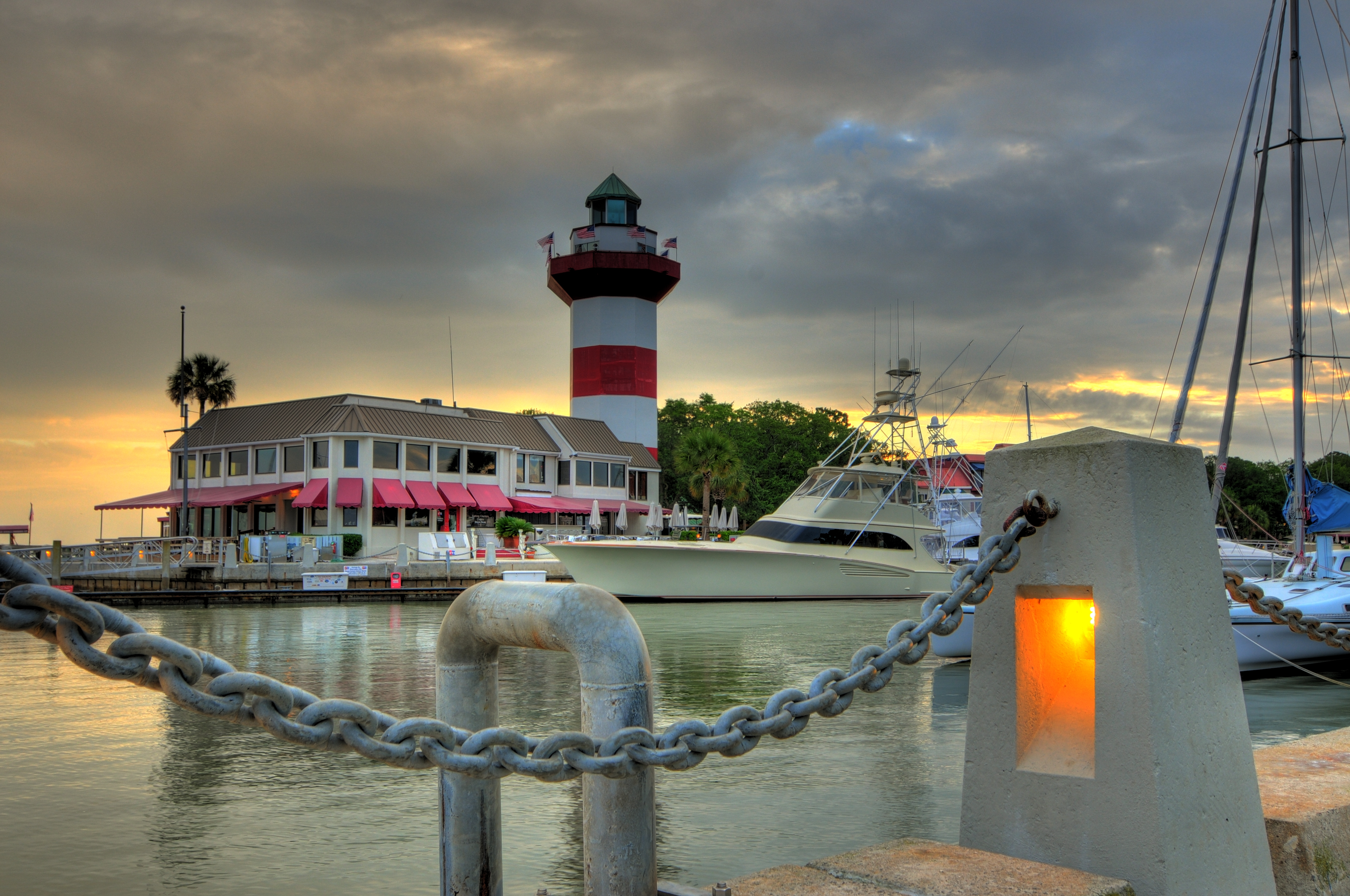 harbour town - HD4288×2848